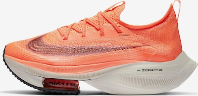 NIKE Laufschuhe 'Air Zoom Alphafly Next%' in lila / orange, Produktansicht