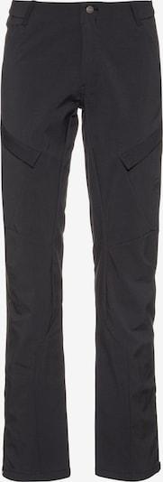 MAMMUT Outdoorhose 'Zinal' in schwarz, Produktansicht