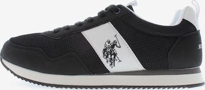 U.S. Polo Assn. Sneaker 'Exte' in schwarz, Produktansicht