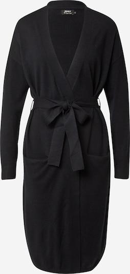 ONLY Strickjacke 'COZY' in schwarz, Produktansicht