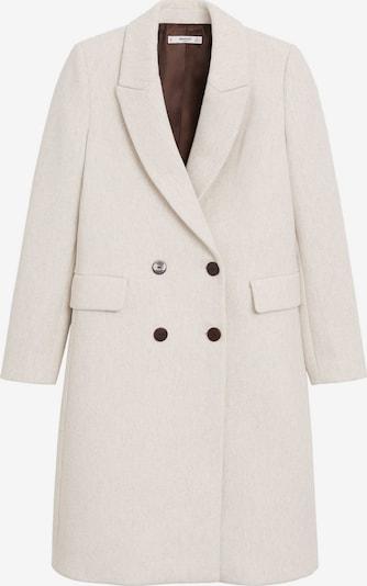 Palton de primăvară-toamnă MANGO pe bej deschis, Vizualizare produs