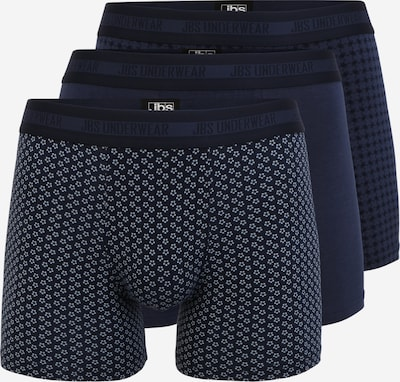 jbs Zwemshorts in de kleur Opaal / Donkerblauw / Zwart, Productweergave