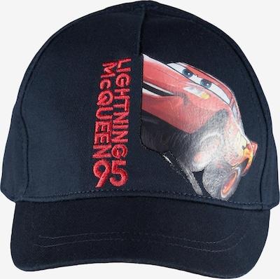NAME IT Cap 'Cars Joakim' in nachtblau / rot / weiß, Produktansicht