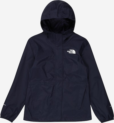 THE NORTH FACE Veste outdoor en bleu marine / blanc, Vue avec produit