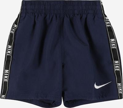 Nike Swim Shorts de bain en bleu marine, Vue avec produit