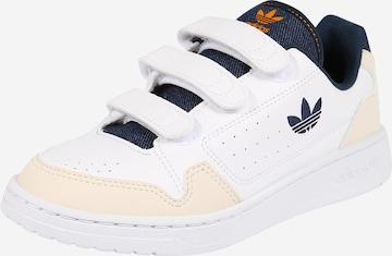ADIDAS ORIGINALS Sneaker 'NY 90 CF C' in Weiß