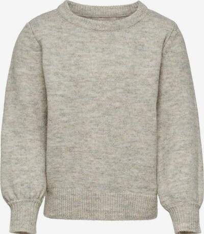 KIDS ONLY Pullover in grau / weißmeliert, Produktansicht