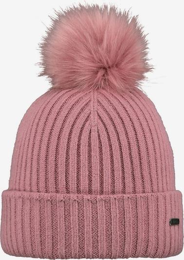 Barts Mütze in hellbraun / rosa, Produktansicht