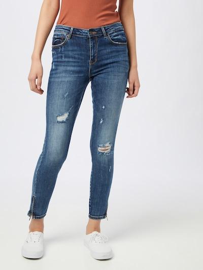 VERO MODA Jeans 'Tilde' i blå denim, På modell