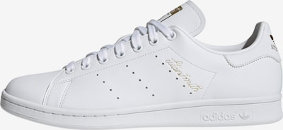 ADIDAS ORIGINALS Sneakers in Gold / White, Item view