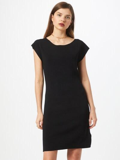 SAND COPENHAGEN Kleid 'Cassie' in schwarz: Frontalansicht