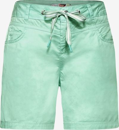 Pantaloni STREET ONE pe verde mentă, Vizualizare produs