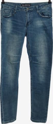 Blue Monkey Jeans in 29 x 32 in Blue