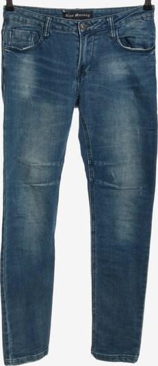Blue Monkey High Waist Jeans in 29/32 in blau, Produktansicht
