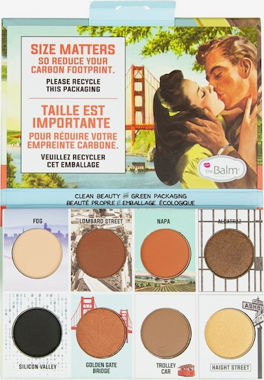 The Balm Eyeshadow 'TheBalm and the Beautiful Episode 2.' in Mixed colors, Item view