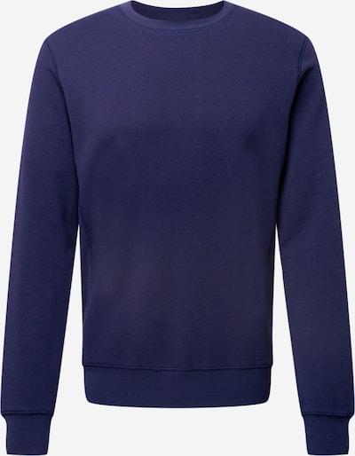 By Garment Makers Sweatshirt in navy, Produktansicht