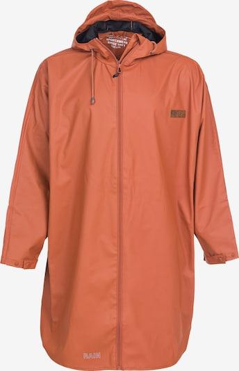 Weather Report Outdoor Coat 'FLAME' in Orange, Item view