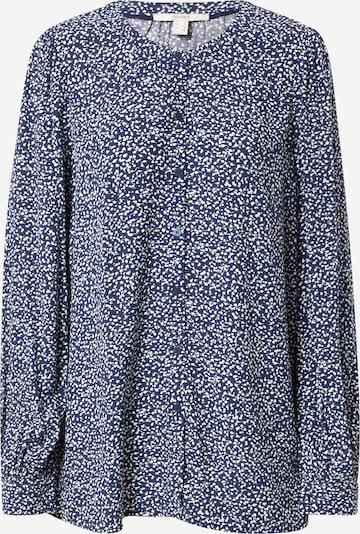ESPRIT Bluza u tamno plava / bijela, Pregled proizvoda