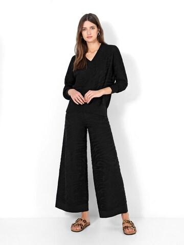 Scalpers Παντελόνι σε μαύρο