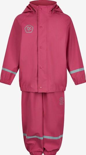 COLOR KIDS Regenanzug in dunkelpink, Produktansicht