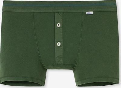 SCHIESSER REVIVAL Boxershorts in khaki, Produktansicht