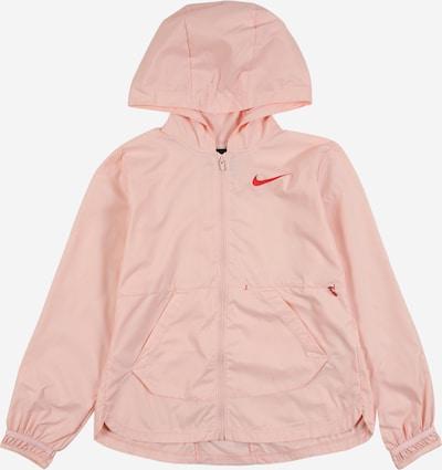 NIKE Sportska jakna u narančasta / breskva, Pregled proizvoda