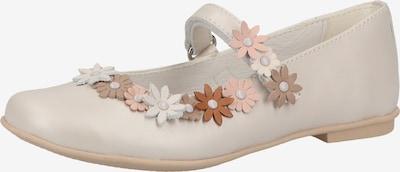 PRIMIGI Ballerina in beige / braun / pink, Produktansicht