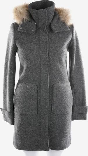 Mrs & Hugs Winterjacke / Wintermantel in L in grau, Produktansicht