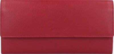 Esquire Geldbörse 'New Line' in rot, Produktansicht
