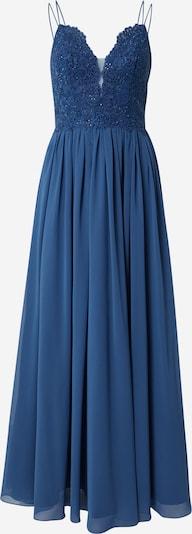 Laona Aftonklänning i mörkblå, Produktvy