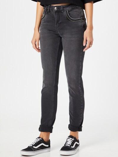 Jeans 'Bradford Moon' MOS MOSH pe gri denim, Vizualizare model