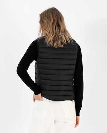 Scalpers Vest 'Gstaad' in Black