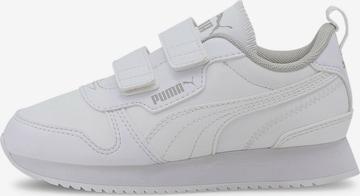 PUMA R78 Kinder Sneaker in Weiß