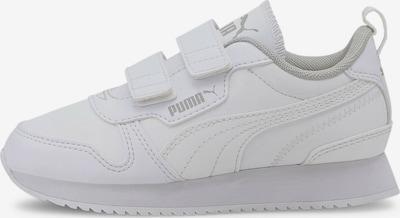 PUMA R78 Kinder Sneaker in weiß, Produktansicht