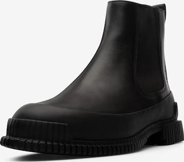 CAMPER Botki Chelsea w kolorze czarny