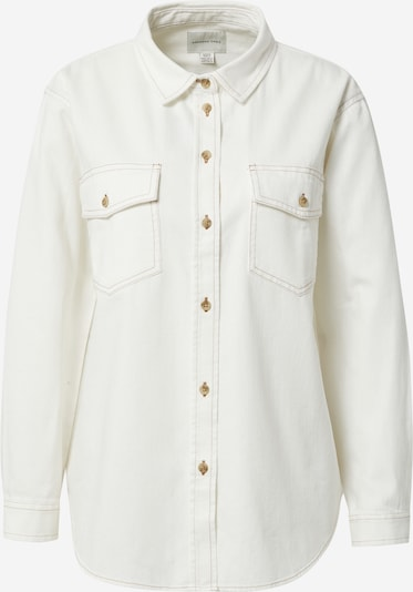 American Eagle Blouse in White denim, Item view