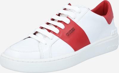 GUESS Nízke tenisky 'VERONA' - červená / biela, Produkt