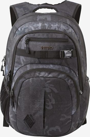 NitroBags Sac à dos en gris, Vue avec produit
