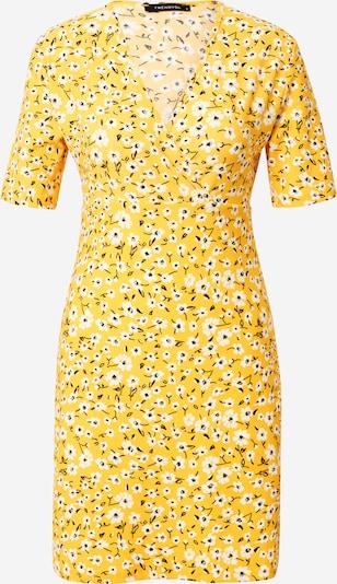 Trendyol Letní šaty - žlutá / černá / bílá, Produkt