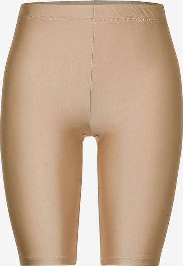 STREET ONE Shorts im Legging Style in beige, Produktansicht
