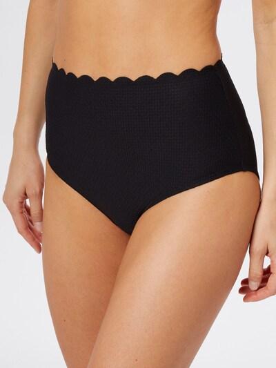 ESPRIT Bas de bikini 'BARRITT' en noir, Vue avec modèle