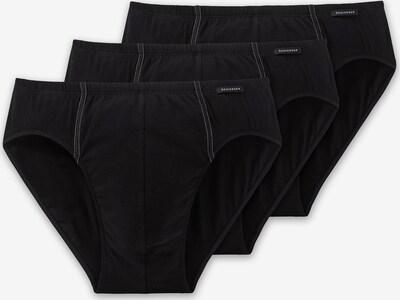 SCHIESSER Slip in schwarz, Produktansicht