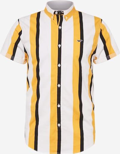 HOLLISTER Koszula w kolorze kobalt niebieski / żółty / białym, Podgląd produktu