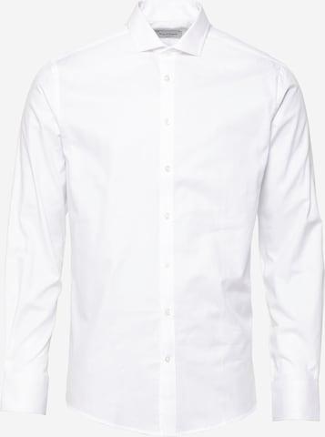 Bruun & Stengade Triiksärk, värv valge