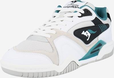 Sneaker low 'Ultralite 2' KangaROOS pe albastru pastel / gri deschis / negru / alb, Vizualizare produs