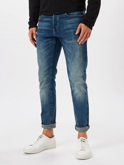 G-Star RAW Džinsi zils džinss, Modeļa skats