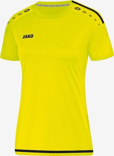 JAKO Trikot in gelb / schwarz, Produktansicht