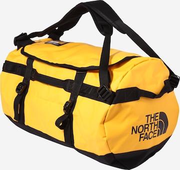 THE NORTH FACE Αθλητική τσάντα 'Base Camp' σε κίτρινο