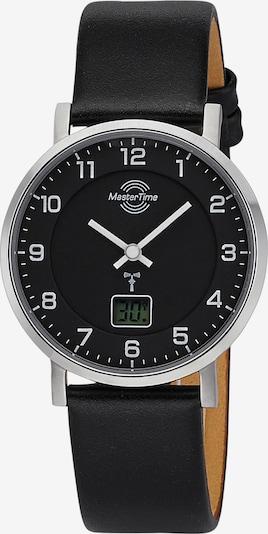 Master Time Uhr in schwarz, Produktansicht