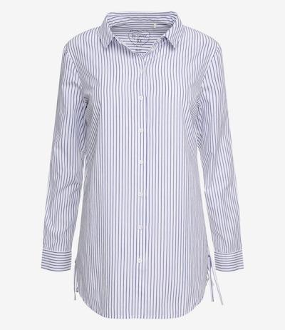 Soccx Bluse in blau / weiß, Produktansicht